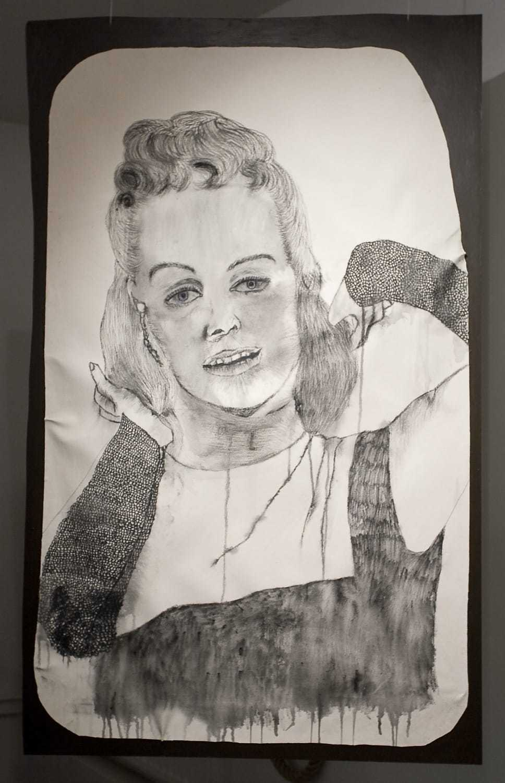 Camilla Vuorenmaa drawings